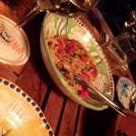 santine pasta crab